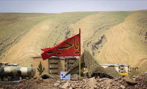 پادگان ابوذر مادر دو کوهه  است / از تقدیم 1200 شهید گلگون کفن دریک روز تا غربت جبهه های سرپلذهاب