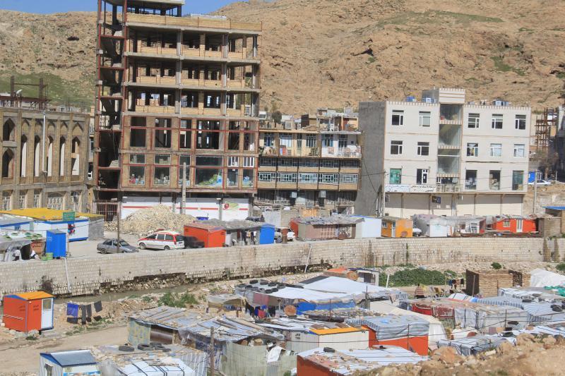 پایان بازسازی واحدهای زلزلهزده تعمیری در مناطق زلزله زده استان کرمانشاه تا پایان هفته جاری