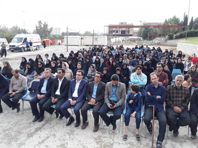 اولین سیتی استیج مربیگری زندگی در شهرستان زلزله زده سرپل ذهاب برگزار شد
