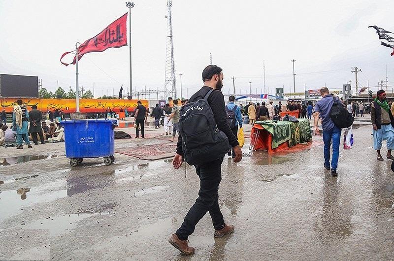 ۶موکب به موکب داران درسرپلذهاب تحویل داده شده است/پیش بینی تردد بیش از یک میلیون ۲۰۰ هزار نفر زائر از مرز خسروی به عتبات عالیات