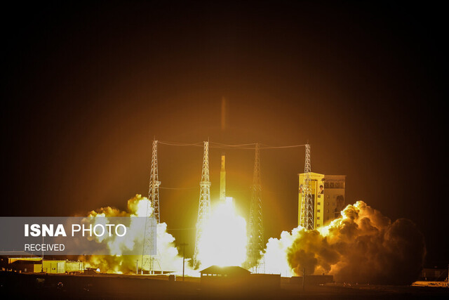 """تحقق بیش از ۹۵ درصد از اهداف طرحریزیشده برای پرتاب """"ظفر ۱"""""""