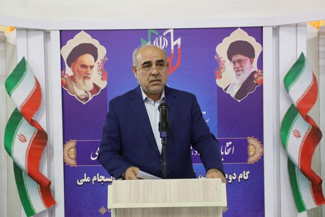 مشارکت مردم کرمانشاه در انتخابات ۴۳ درصد بود